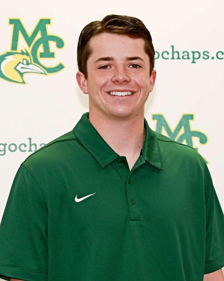 Tyler Wulfert Photo: Midland College Athletics