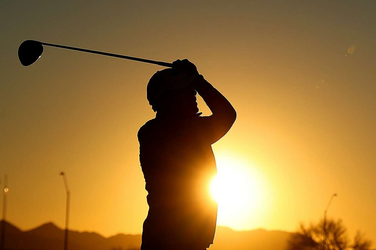 Steve Stricker, 53, might be in the twilight of his playing career, but he is tied for second in Phoenix.