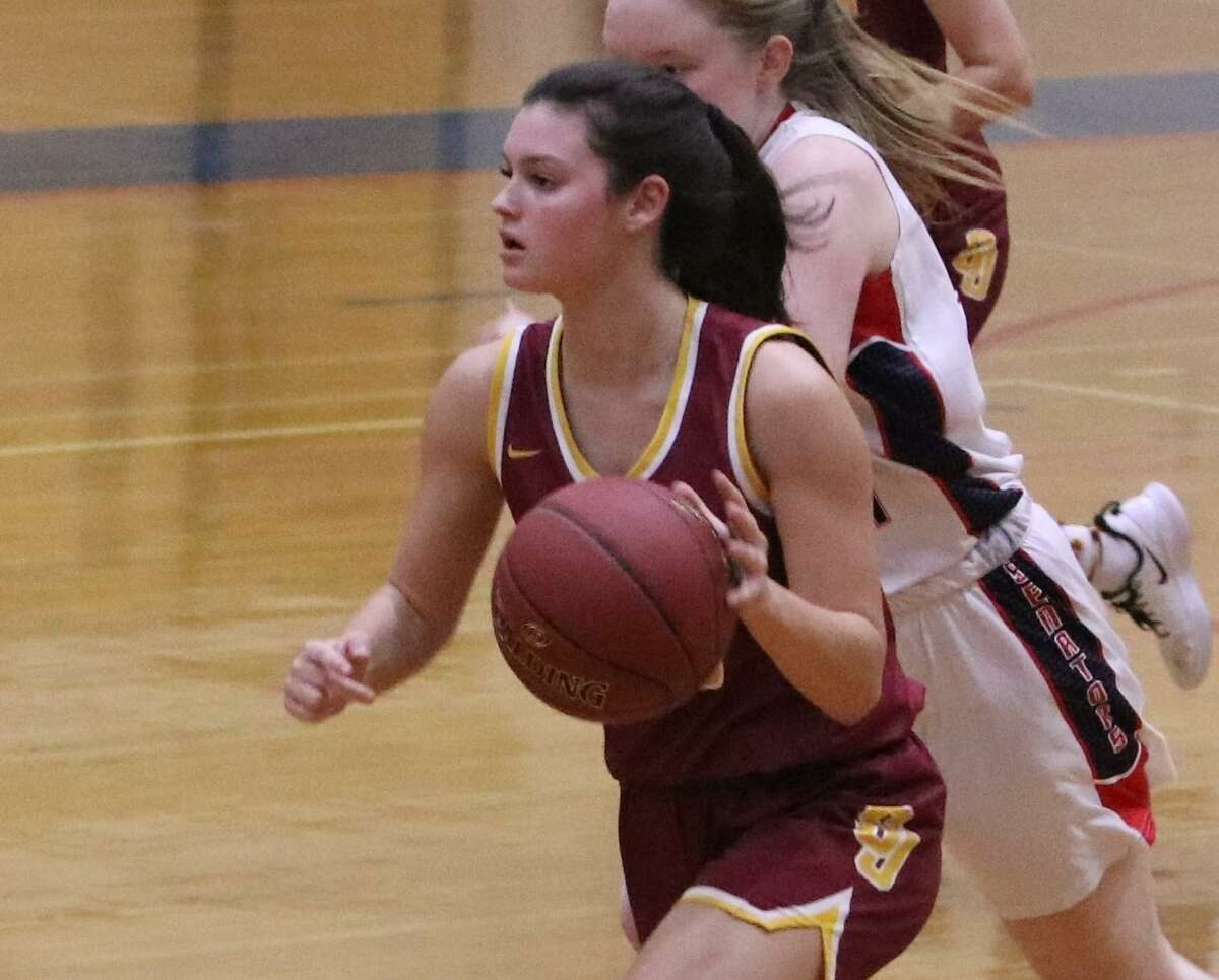 Emily Haverl brings two years of varsity experience back to the court.