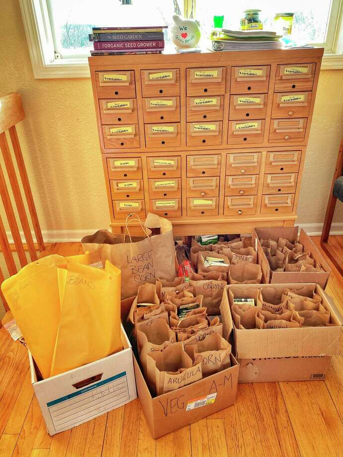 Grow Benzie's Seed Guild will be hosting an online seed swap where seeds can be ordered and picked up curbside. (Courtesy Photo)