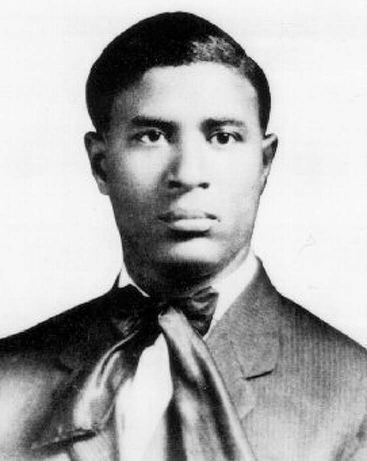 Garrett A. Morgan invented the three-position traffic signal on Nov. 20, 1923. (Courtesy photo)