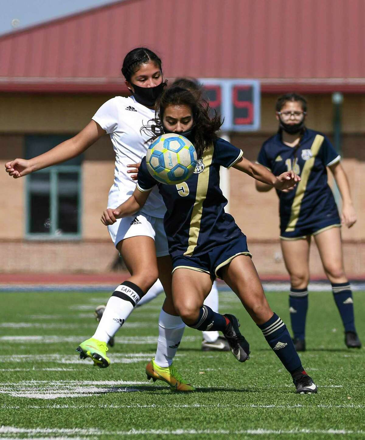 The Lady Bulldogs opened district with an 8-1 win over the Lady Panthers on Saturday.