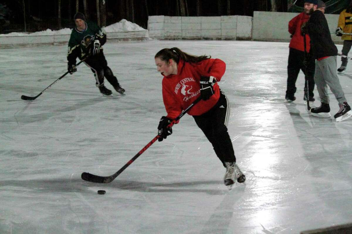 The games are open to various ages and skill levels. (Robert Myers/News Advocate)