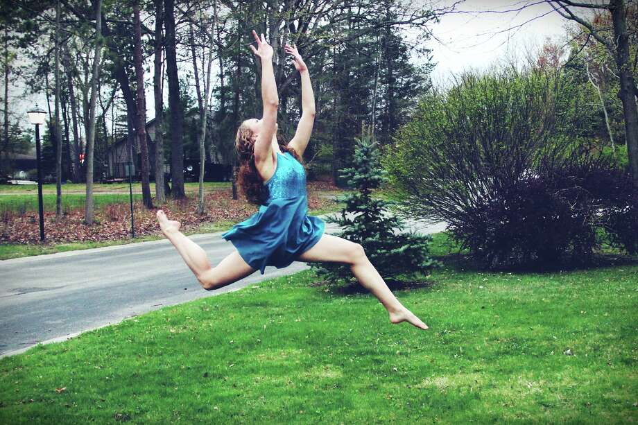 Dancing is one of several performing arts that Elaiyna Schwartzkopf loves. Photo: Photo Provided