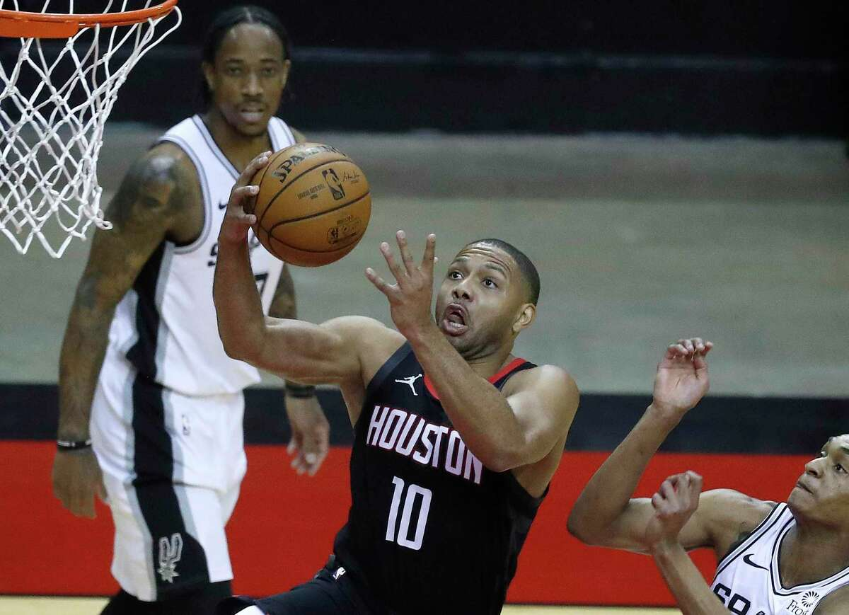 Rockets guard Eric Gordon agreed to returning to a place in the rotation off the bench.