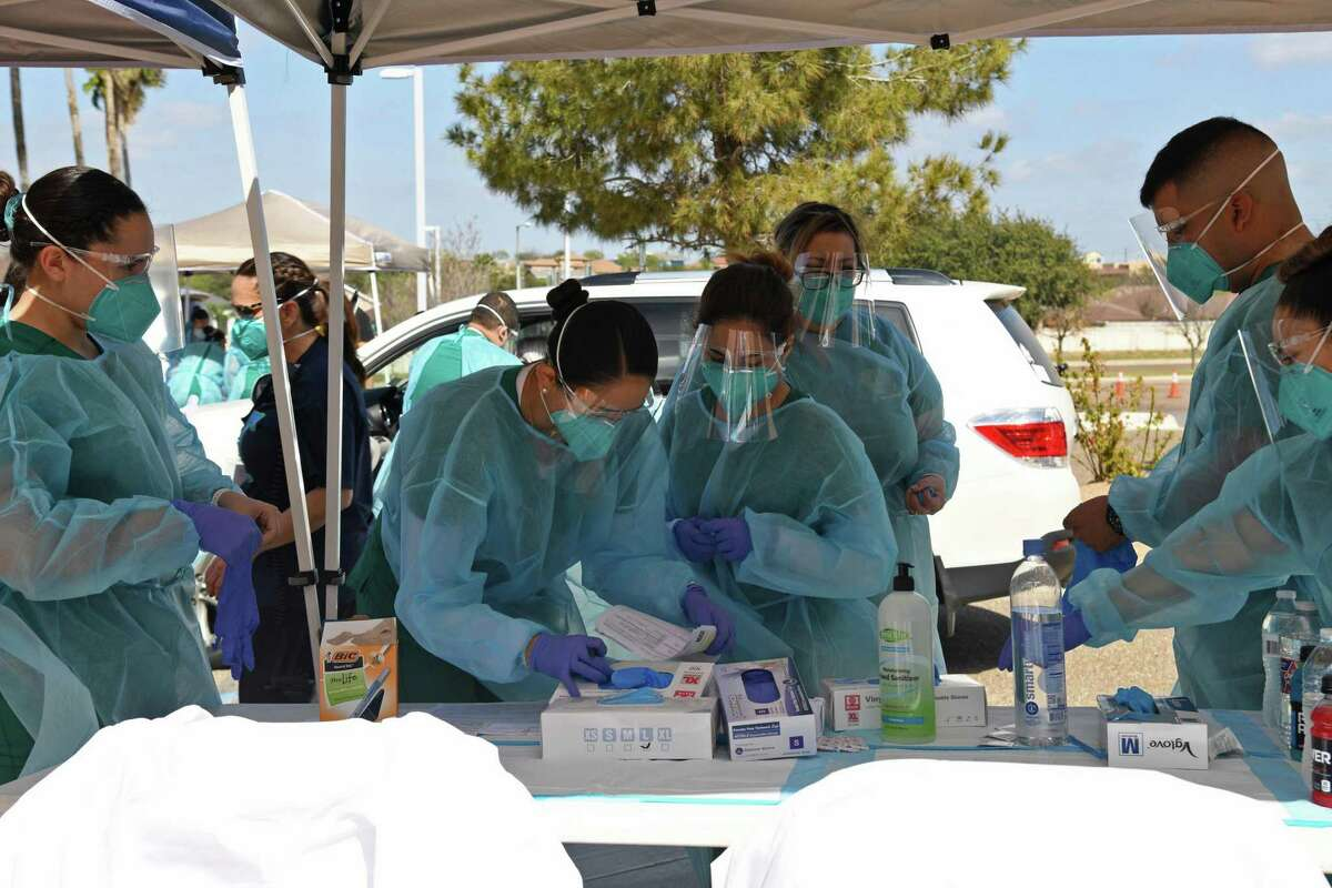 Laredo College nursing students are learning through direct experience as they have helped administer COVID-19 vaccines throughout the community during the pandemic.