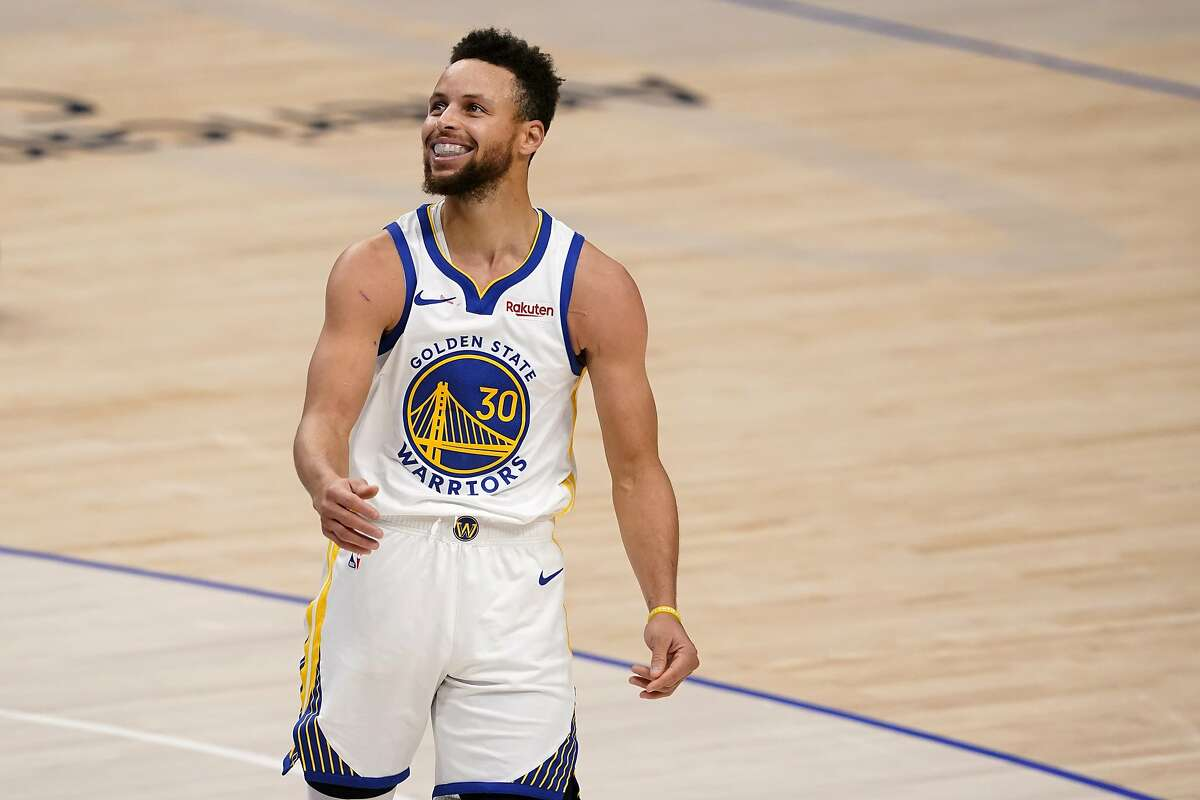 Stephen Curry said he was not happy after scoring 57 points and losing in Dallas. His team could trade for help, maybe Bradley Beal.