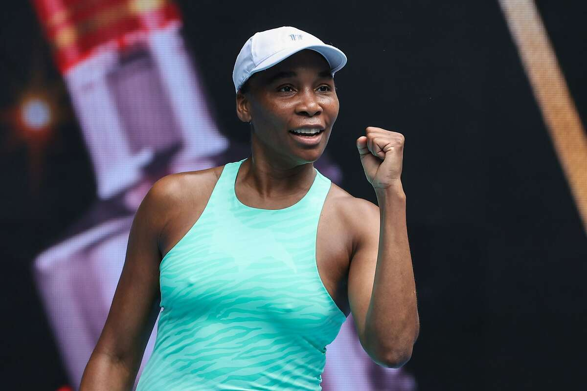 Venus Williams, 40, is the oldest woman in this year's draw and the sixth player in her 40s to compete at the tournament.