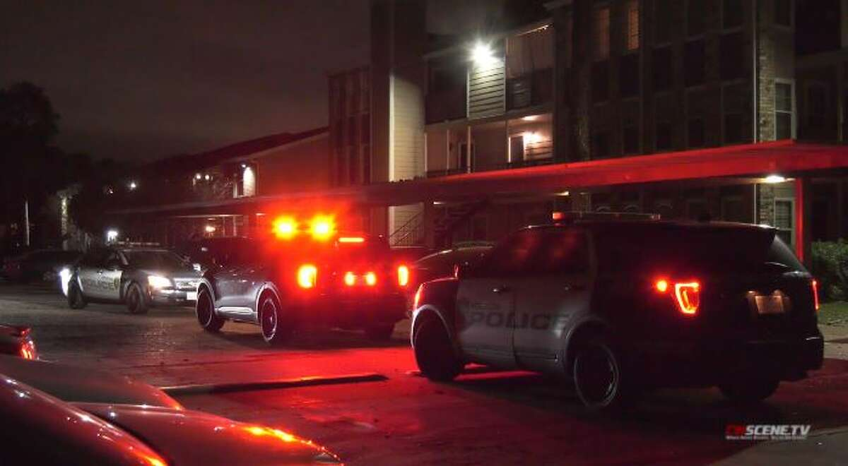 A man was shot and killed Sunday at an apartment complex in the 1900 block of Westmead Drive, police said.