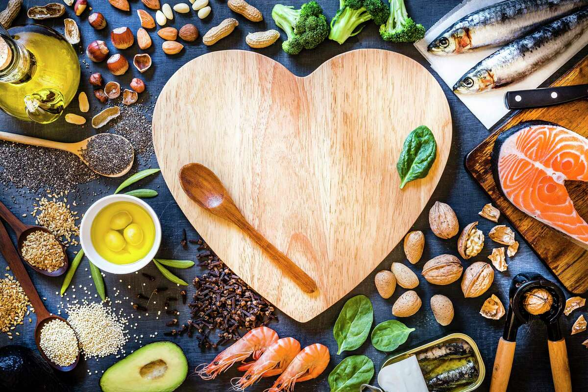 February's a great time to focus on your heart. Let's start with your diet.