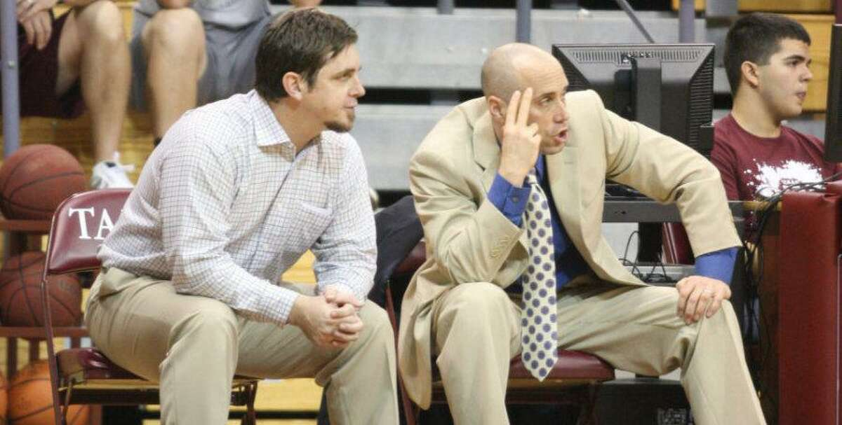 Shane Rinner and Bryan Weakley are the most successful basketball coaches in program history, involved in a combined five Heartland Conference championships.