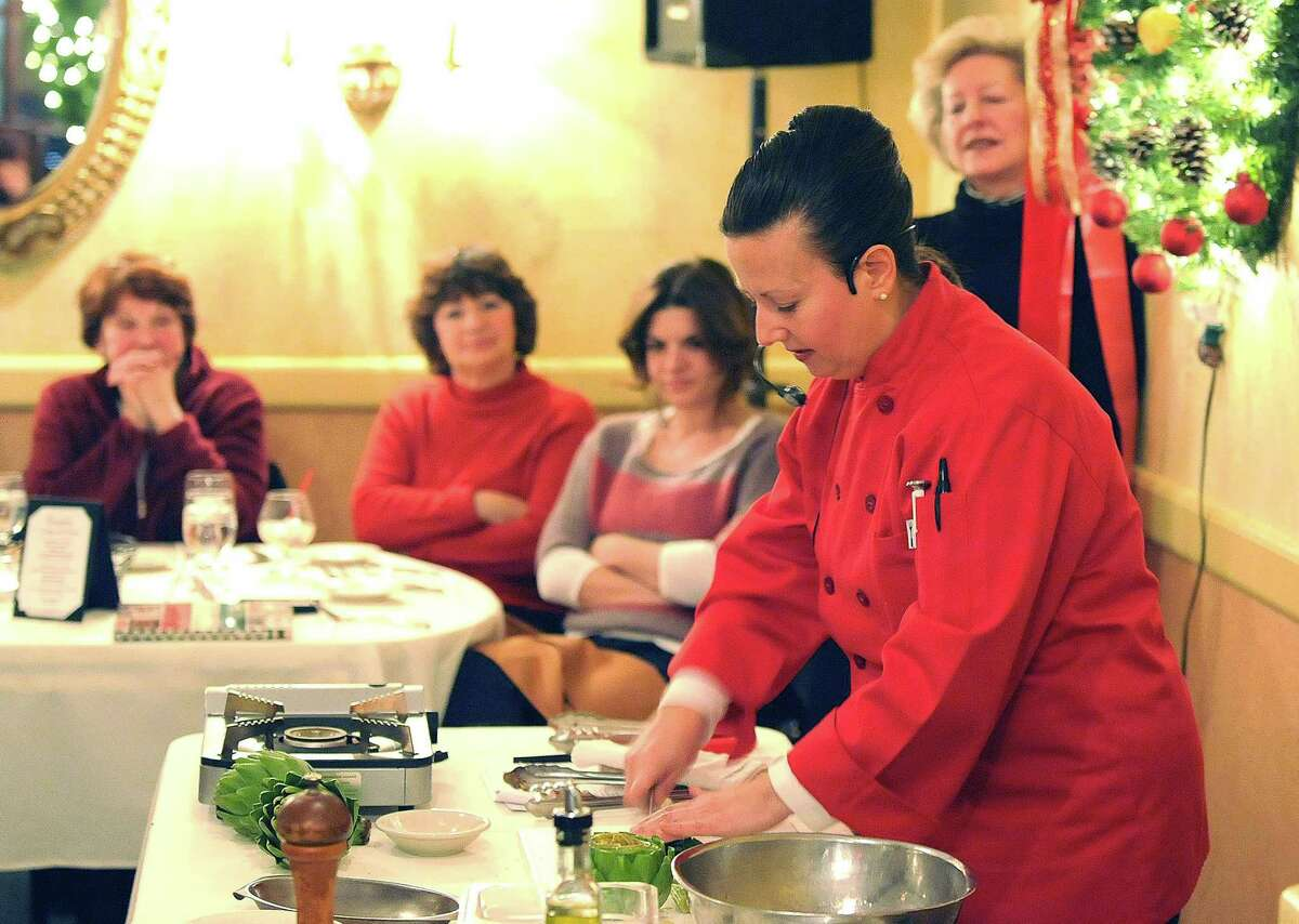 Consiglio's Restaurant in New Haven offers virtual cooking lessons.