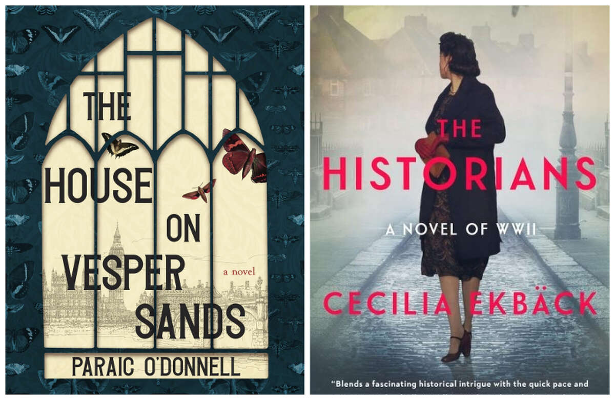 The House on Vesper Sands/The Historians: A Novel of WWII
