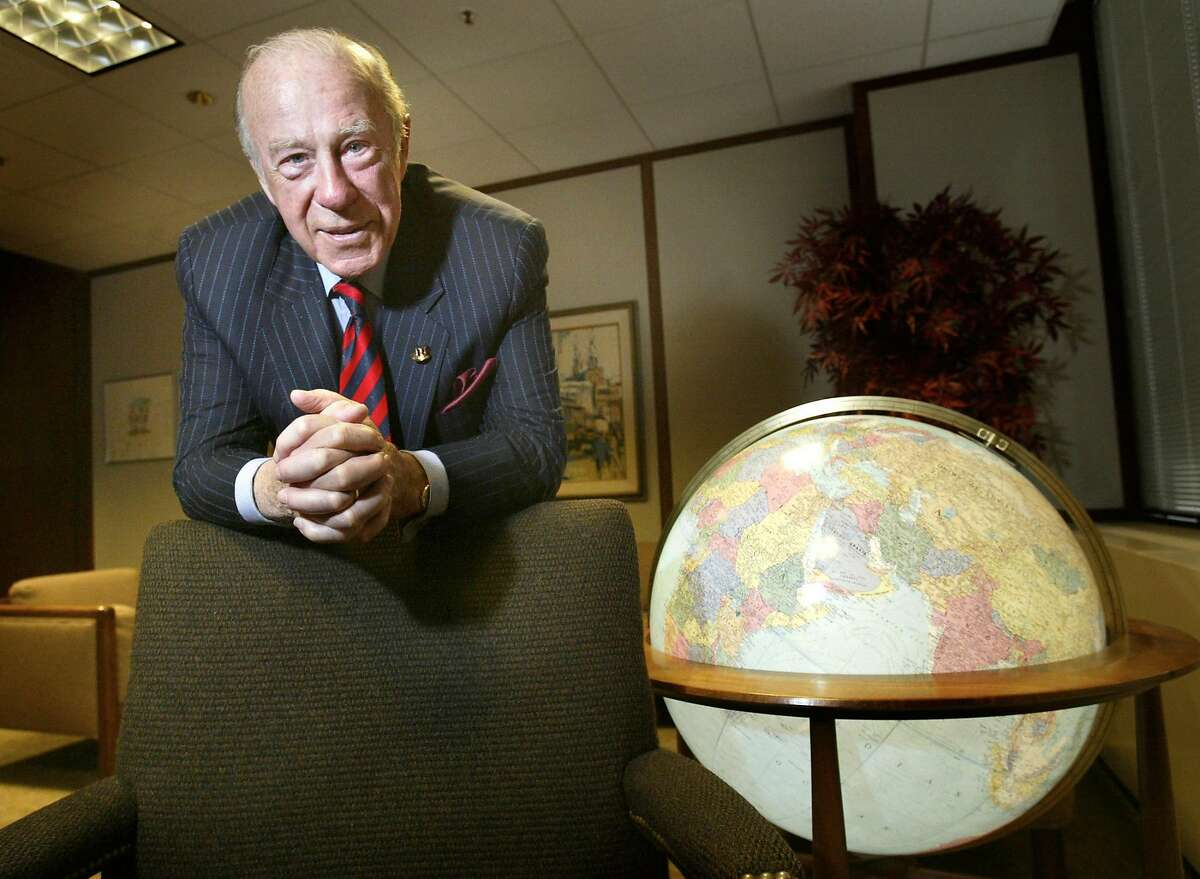 George Shultz served in four Cabinet positions under two presidents.