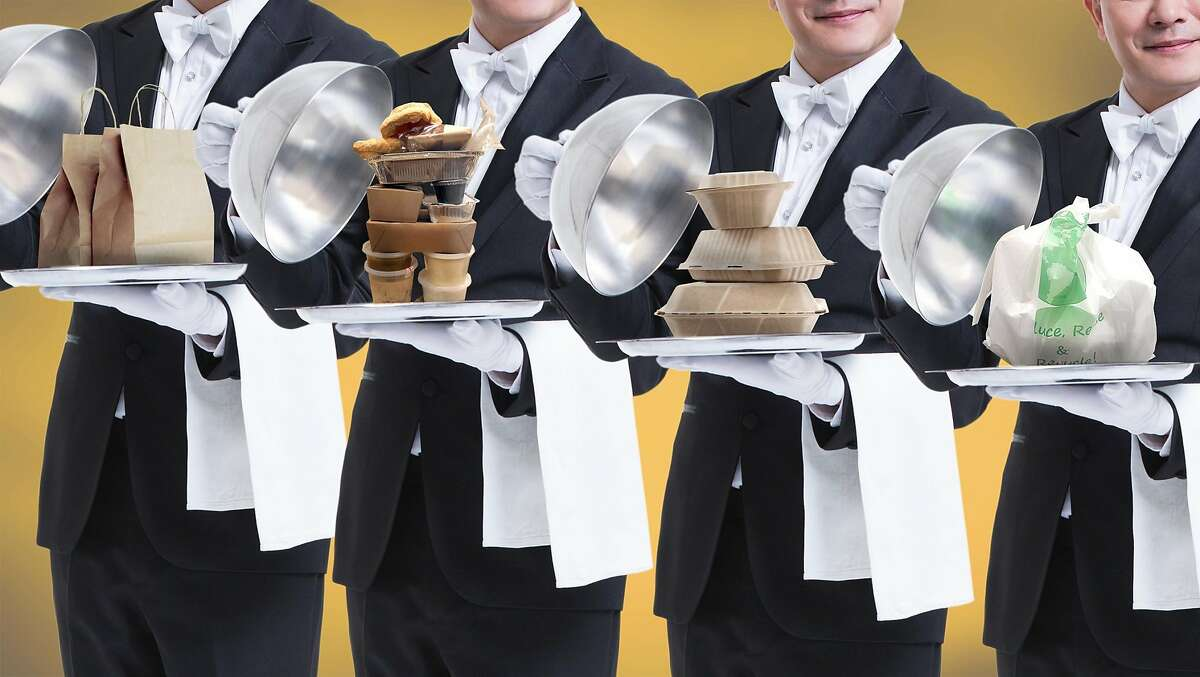 Can fine dining dishes translate to takeout?