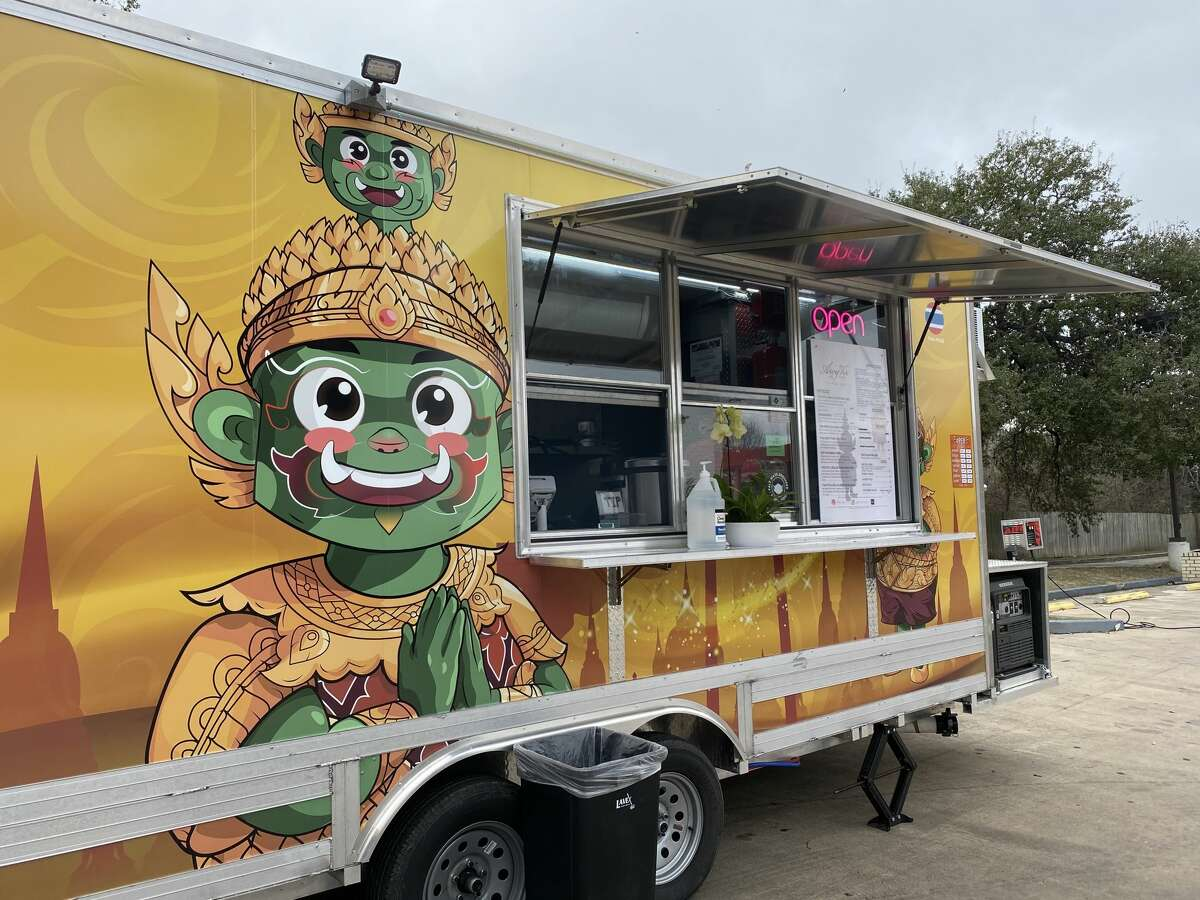 Before she opened the food truck, Chaisittisinsuk said she worked at Thai Taste on 5520 Evers Road. Chaisittisinsuk said she knew launching a business would be risky during the coronavirus pandemic, but added it's something she's always wanted to do.