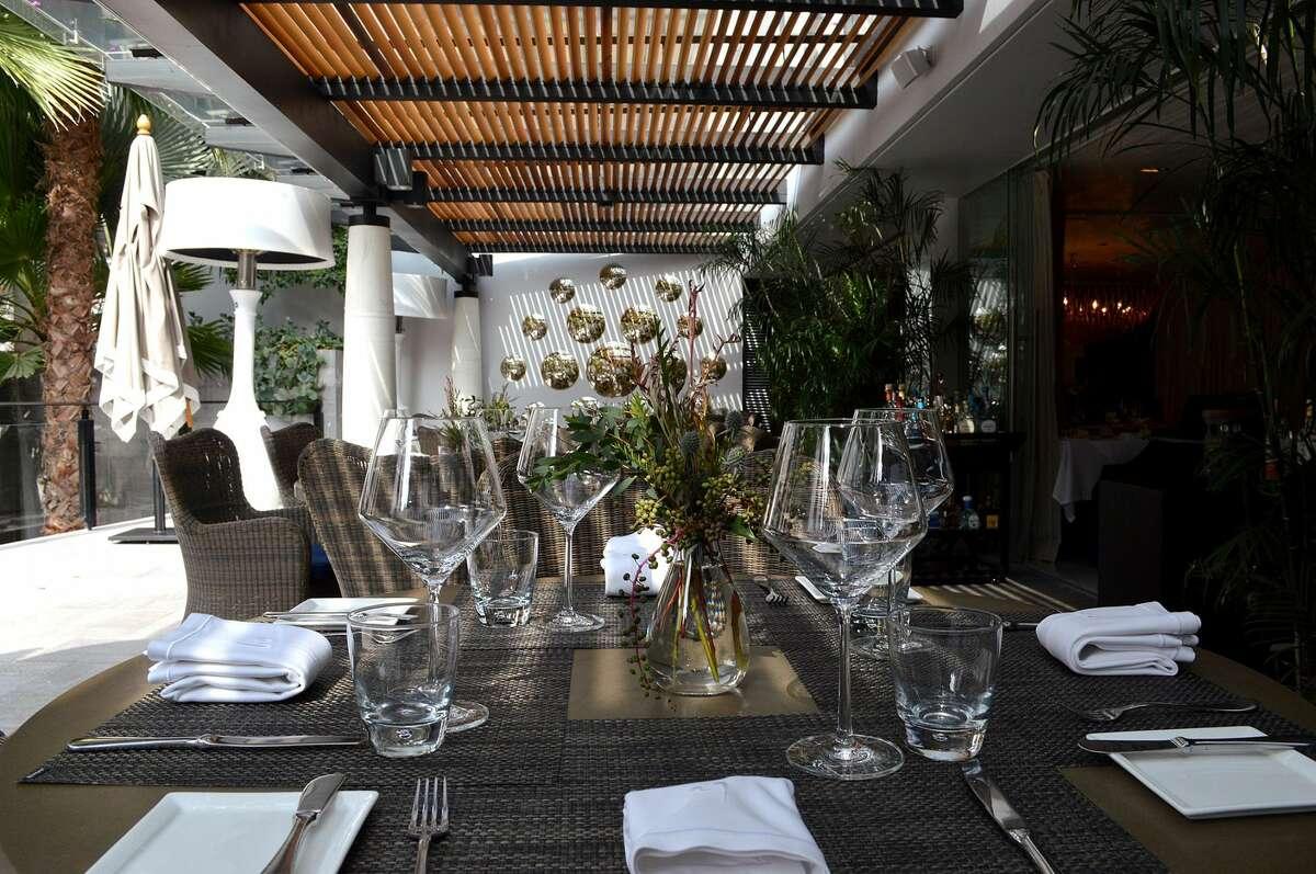 Moxi restaurant at Hotel Matilda