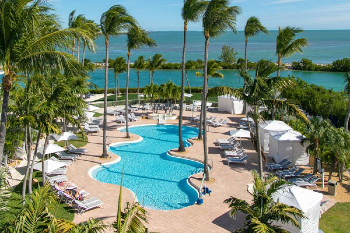 Hawks Cay Resort Tranquility Pool