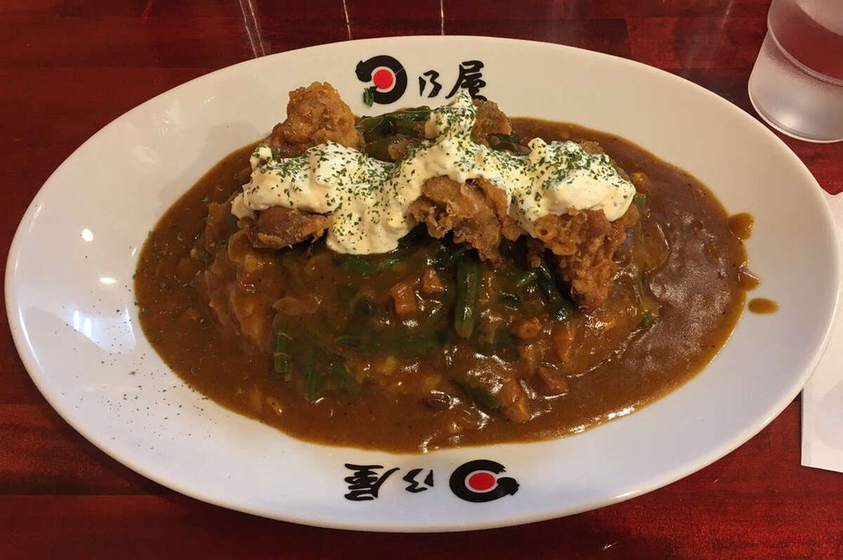 Hinoya Curry SF opened last month at 3347 Fillmore St. in the Marina District.