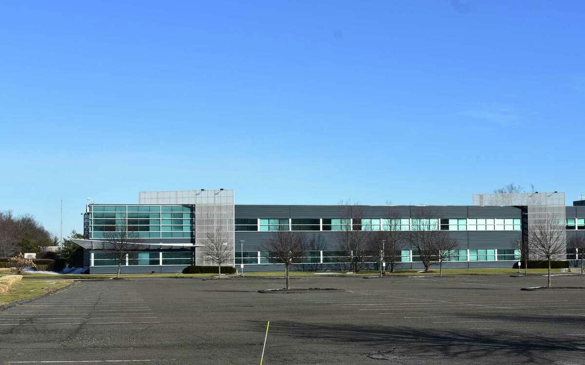 Norden Park in Norwalk, Conn. in January 2018.