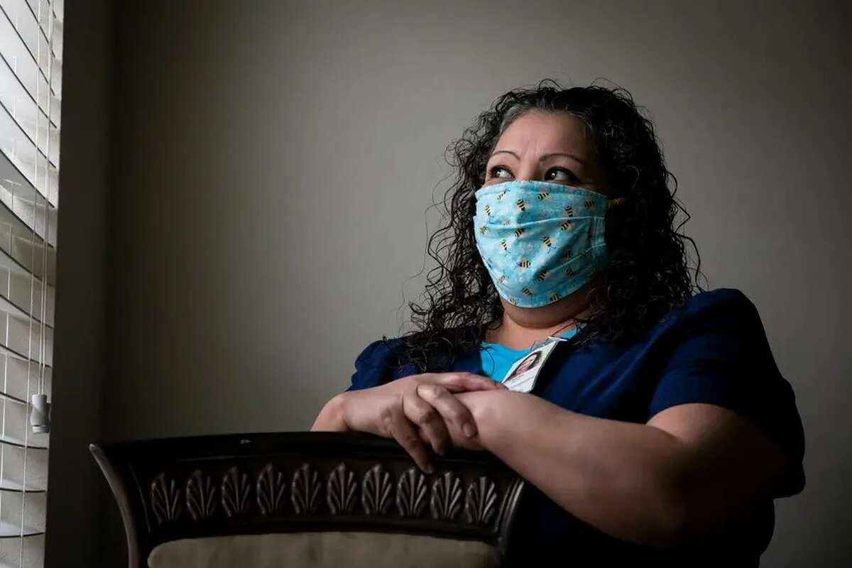 Houston health care worker Rachel Fuentes says she will wait to get the vaccine