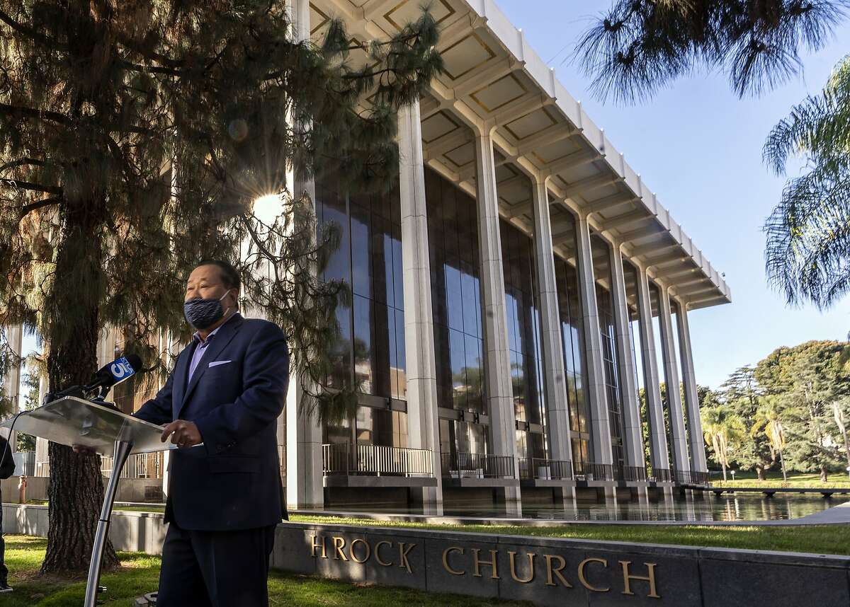 Pastor Che Ahn of Pasadena's Harvest Rock Church, which successfully challenged California's restrictions on indoor worship, discusses the court's ruling.