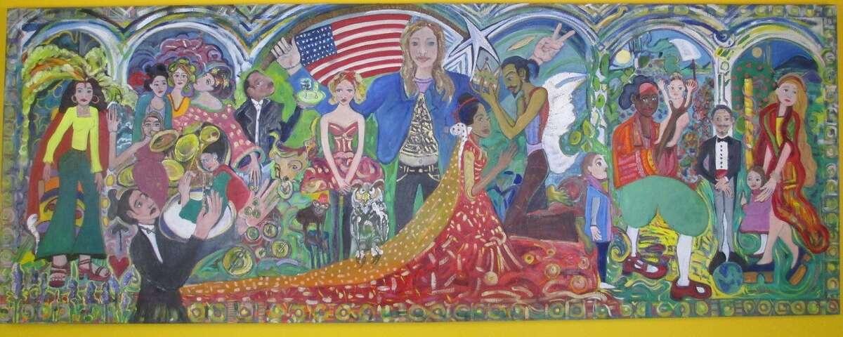 "Brigid Rockwell's ""The Coronation of Kamala"" (Joseph Dalton)"