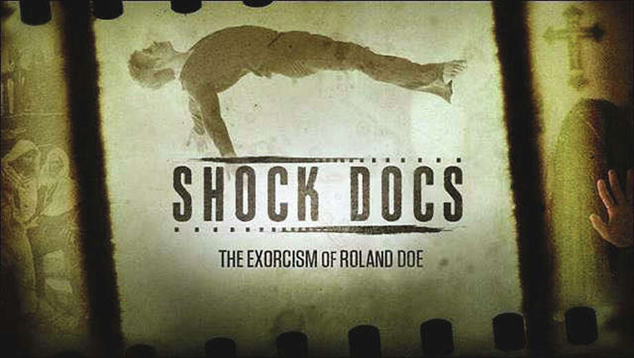 "A screen grab captures an early scene from the Discovery+ documentary ""Shock Docs: The Exorcism of Roland Doe."" Photo: Photo Provided"