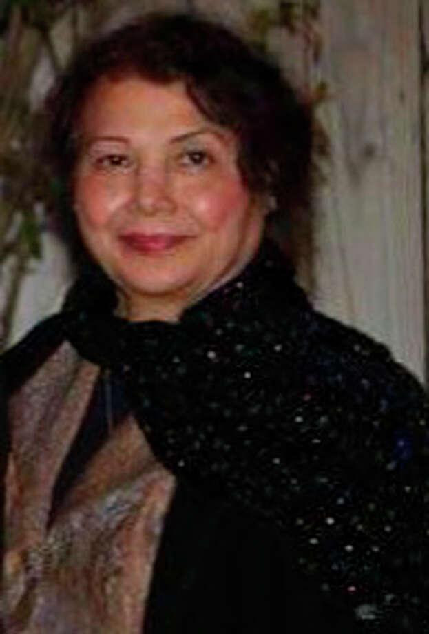 Alicia Estrada Sanchez Photo: Courtesy