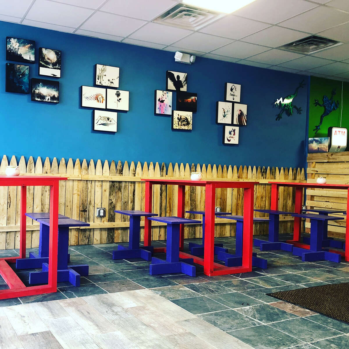 The new Mr. Bumbles Cafe in Albany. (Provided photo.)