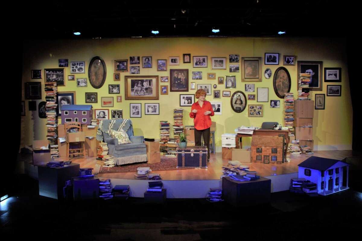 """""""Becoming Dr. Ruth"""" runs through Feb. 21 at Music Theatre of Connecticut."""