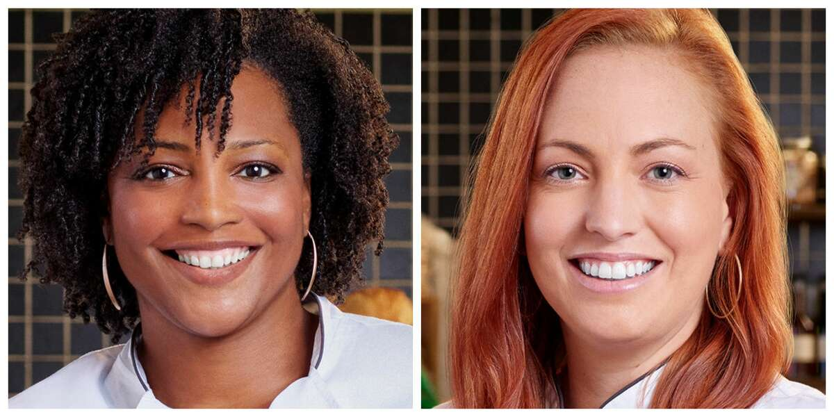 Two Houston culinary pros will compete on this season of Bravo's Top Chef.