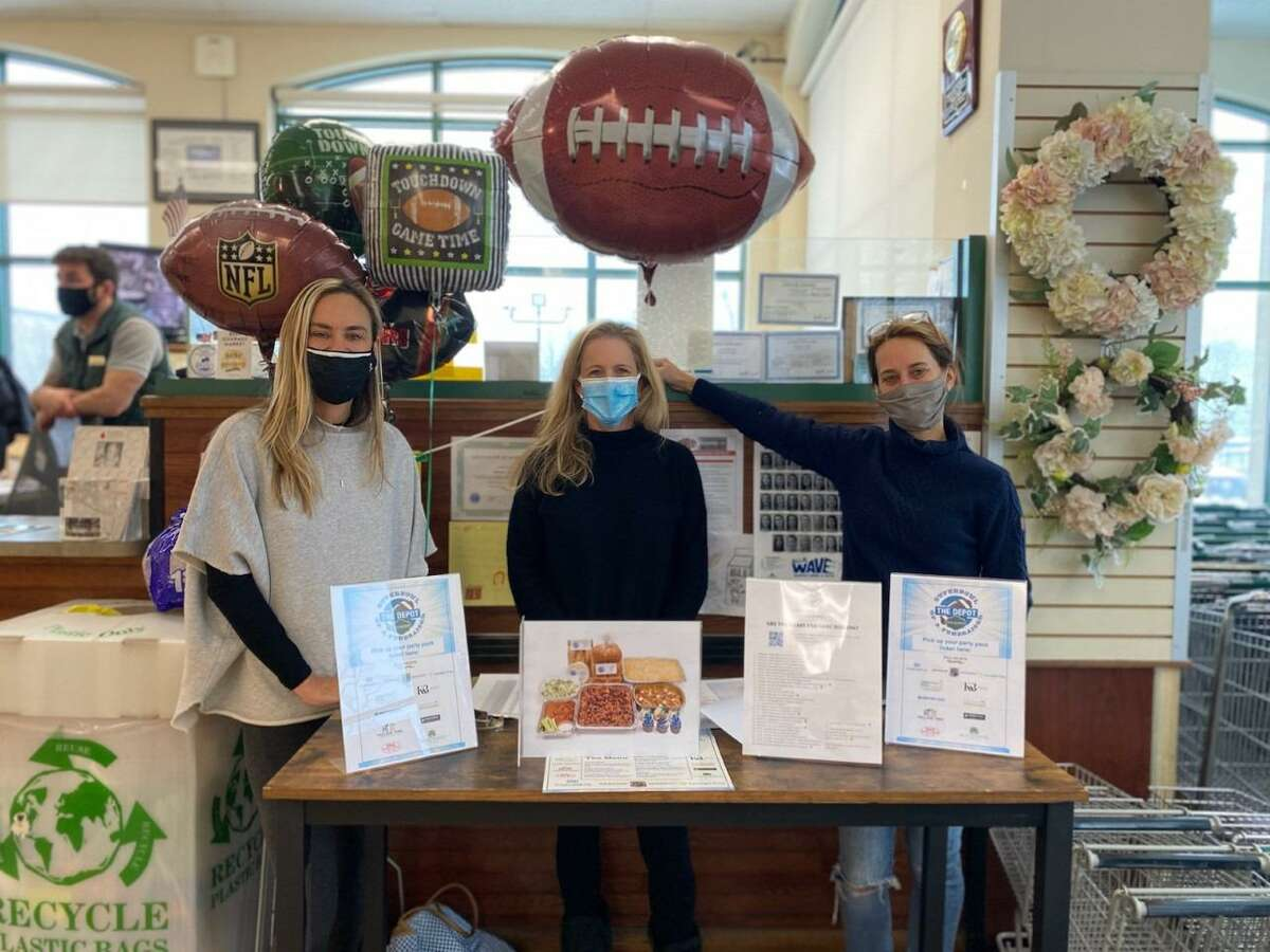 The Depot Youth Center is grateful to Palmer's Market for Super Bowl fundraiser.
