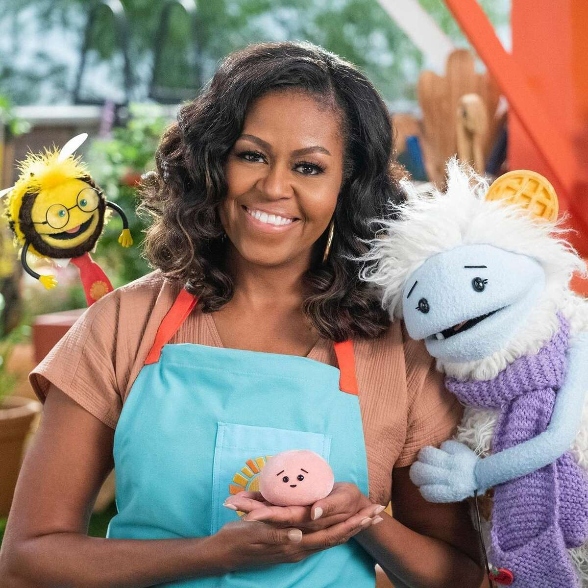 Michelle Obama Announces New Netflix Show: Former First Lady Michelle Obama just announced she's hosting a new Netflix show 'Waffles + Mochi.' Here's the release date, cast, spoilers, episodes, and more: