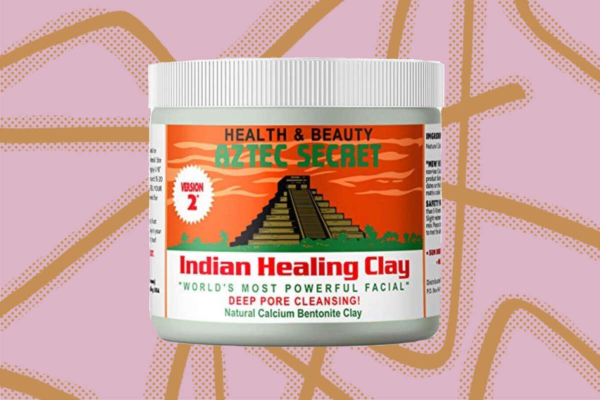 Aztec Secret - Indian Healing Clay, $9.70 on Amazon