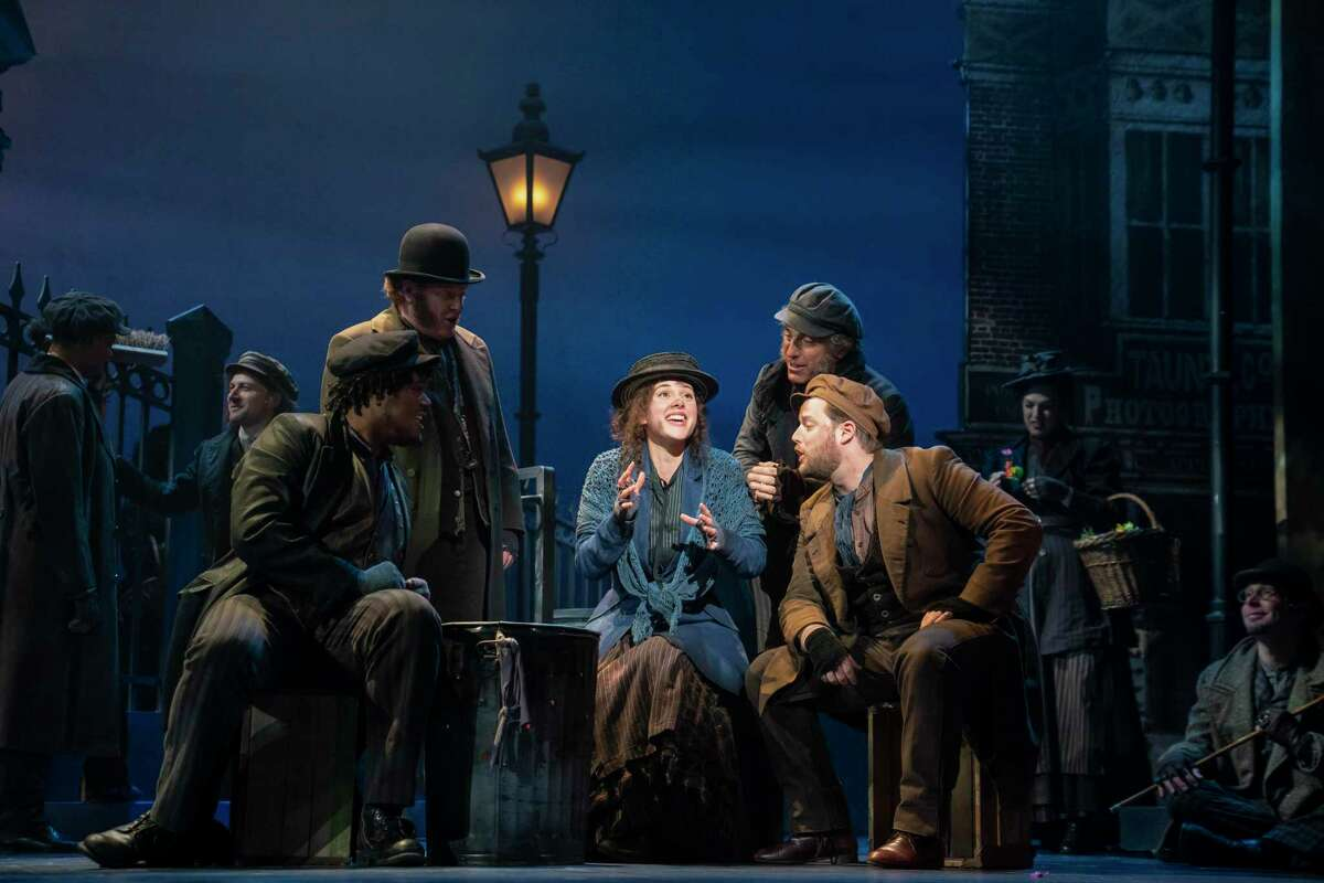 """The 2021-22 season of the Majestic Theatre's Broadway in San Antonio series will kick off with """"My Fair Lady,"""" starring Shereen Ahmed as Eliza Doolittle."""