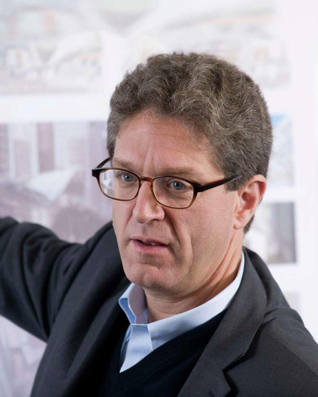 Architect James von Klemperer