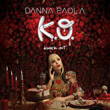 Danna Paola's new album is 'K.O.'