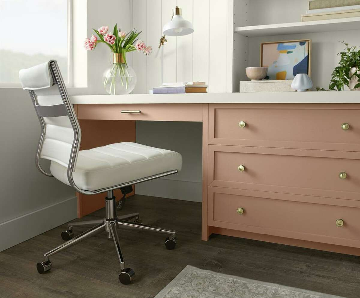 """Behr paint company has named earthy """"Canyon Dusk"""" as its 2021 Color of the Year."""