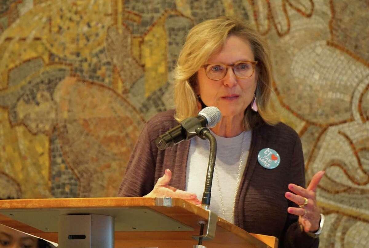 State Sen. Julie Kushner, D-Danbury