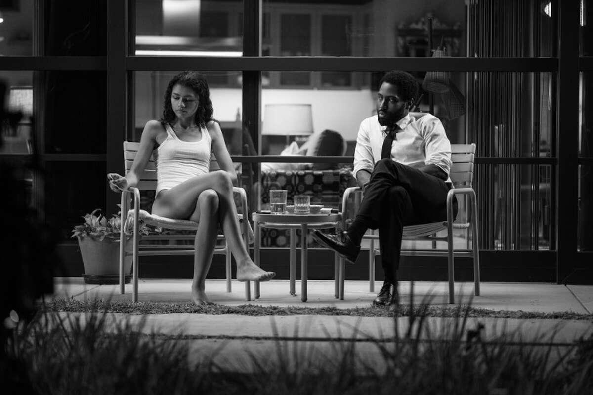 Zendaya plays Marie, and John David Washington plays Malcolm.