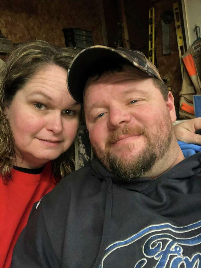 Ryan and Stacie Morrish have been married since 2000. (Courtesy Photo)