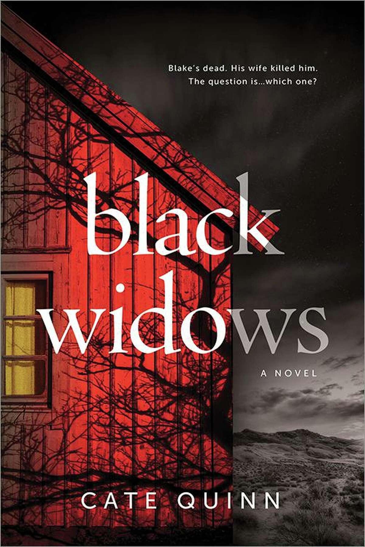 """""""Black Widows"""" by Cate Quinn"""
