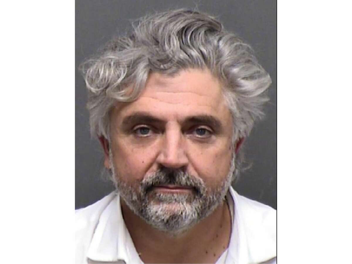 Martin Phipps, a prominent San Antonio attorney and owner of a River Walk cocktail lounge, was arrested Feb. 8, 2021, by San Antonio police. Phipps, 51, is suspected of telephone harassment, a Class B misdemeanor, following a complaint by his then-wife.