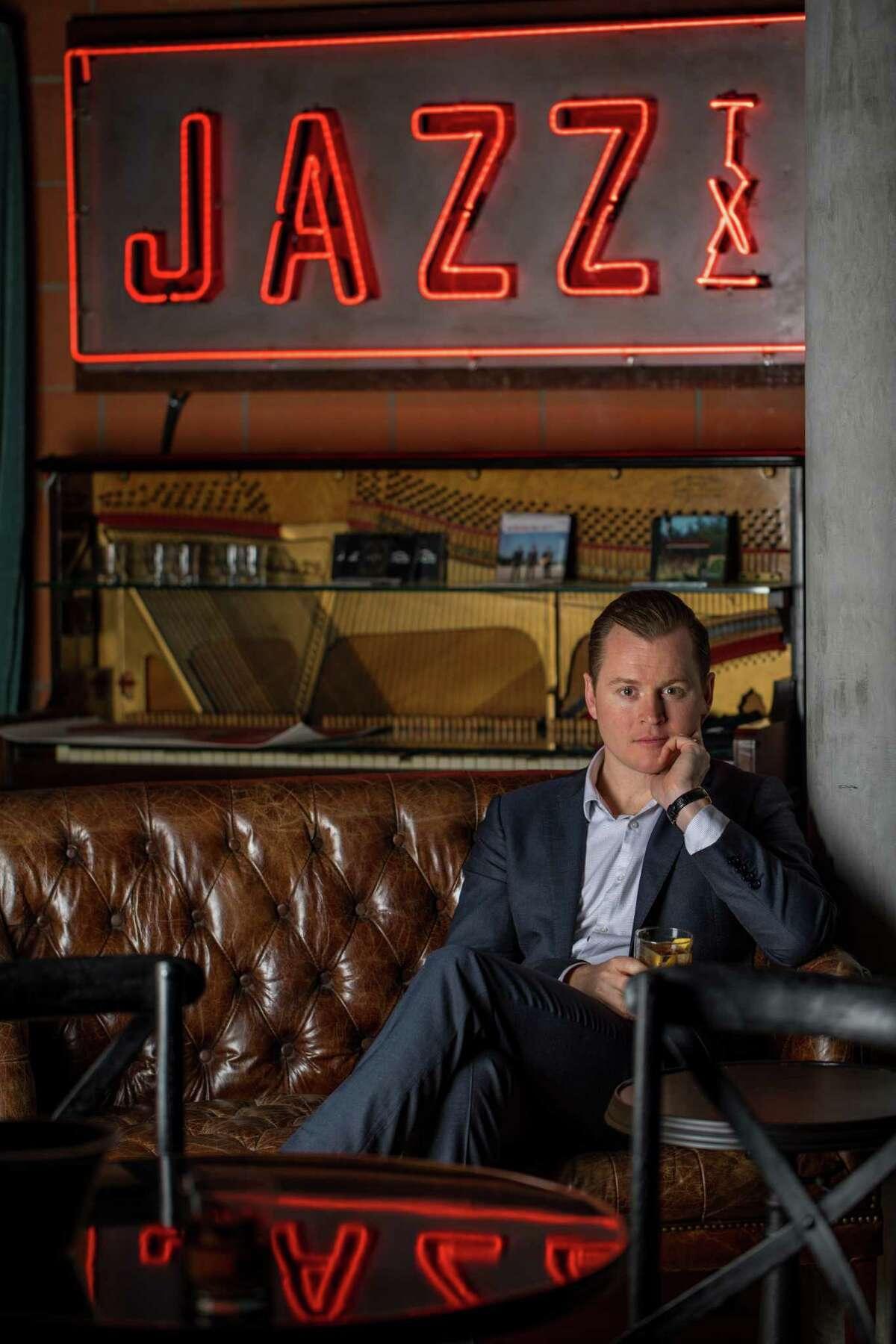 Jazz musician Doc Watkins owns Jazz, TX, a jazz club at The Pearl.