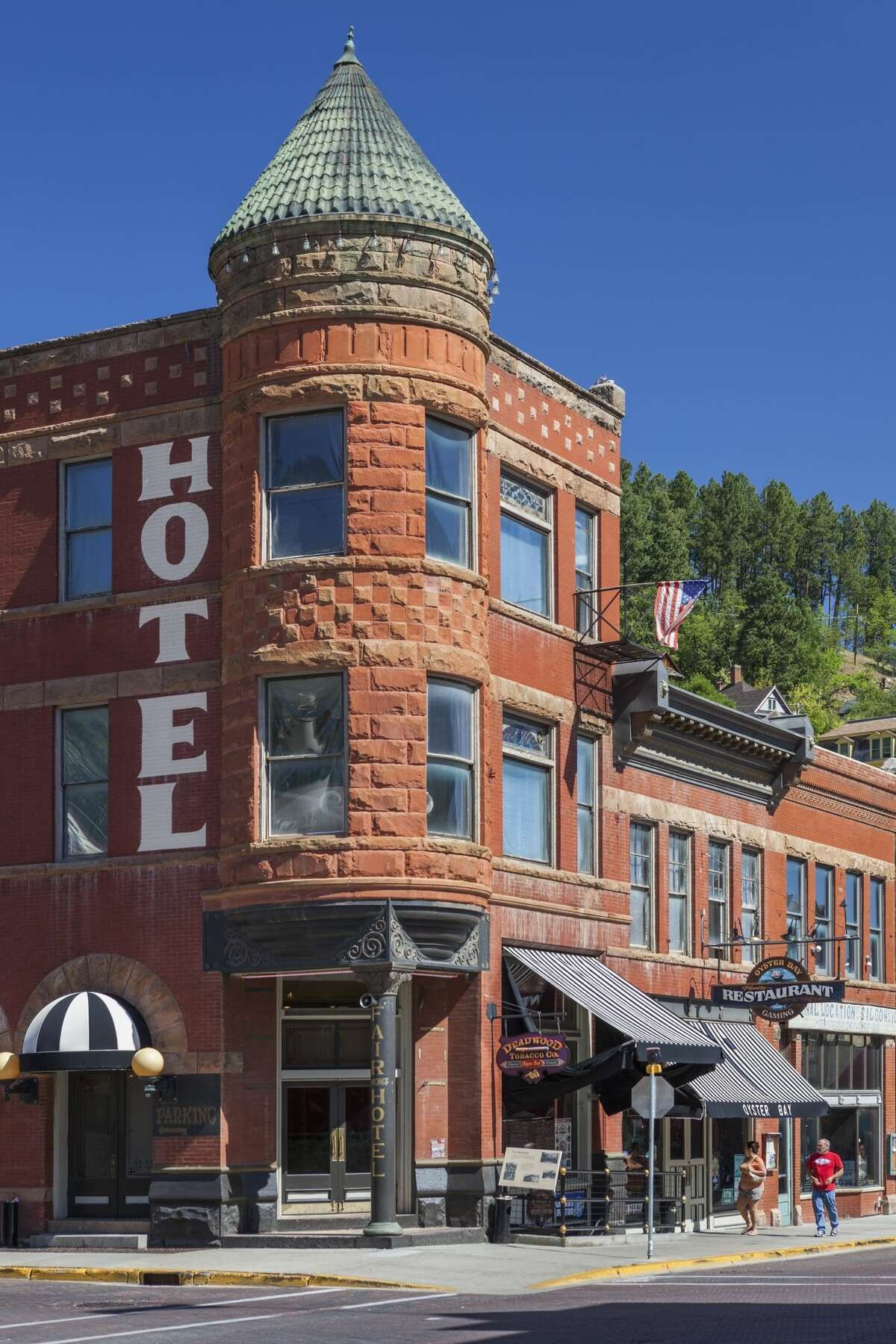 Want more of a taste of the Wild West? Deadwood is a step back in time.