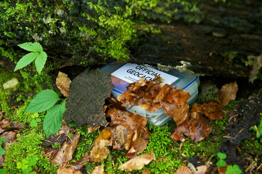 Geocaching is like a scavenger hunt that combines the use of GPS and the internet to search for hidden objects that are placed at various locations around the area and state. (Courtesy photo/Getty Images) Photo: Ra-photos/Getty Images/iStockphoto / ra-photos