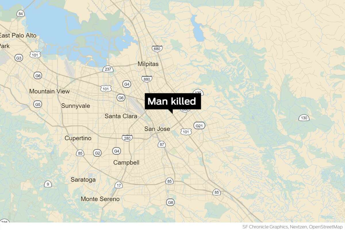 Officers found a man, Tong Nguyen, suffering from fatal wounds after responding to reports of an injured man on the 1400 block of East Santa Clara Street near a Highway 101 underpass around 2:09 a.m., San Jose police said.