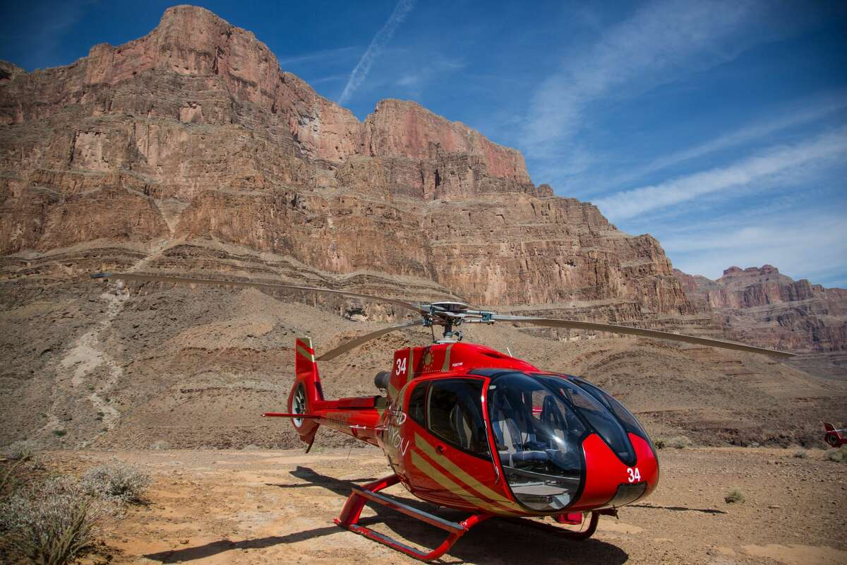 Grand Canyon from Elycopter