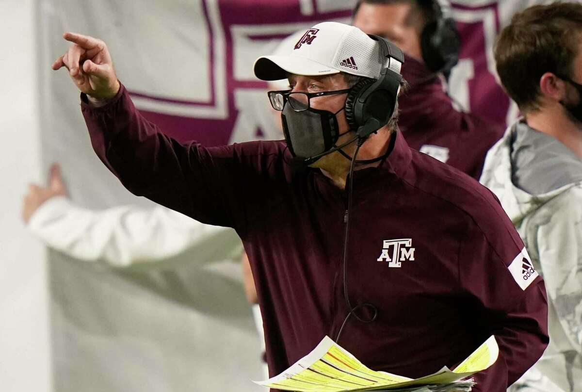 Replacing four of five starters on the A&M offensive line is one of the big questions facing Jimbo Fisher in his fourth season.
